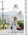女性 南國 行李 22101913