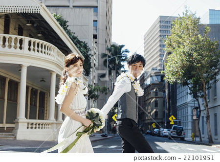 新郎 新娘 海外 22101951