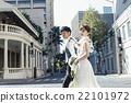 신랑, 신부, 웨딩 22101972
