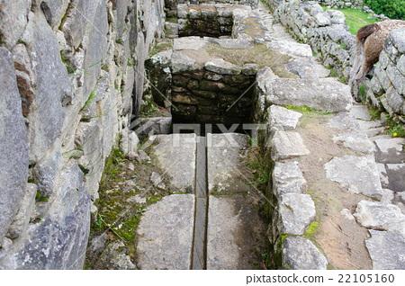 Landscape of Machu Picchu 22105160