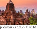 Bagan Temples 22106164