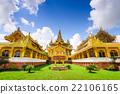 Bago Myanmar Palace 22106165