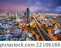 Bangkok cityscape 22106166