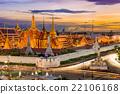 Bangkok Palace Skyline 22106168