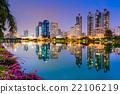 Bangkok at Benjakiti Park 22106219