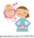 懷孕 孕婦 嬰兒 22109744