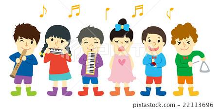 music festival kindergarden kindergarten 22113696 - Kinder Garden
