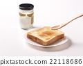 麵包 吐司 白麵包 22118686