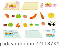 便当 午餐盒 便当盒 22118734