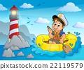 Little sailor theme image 3 22119579