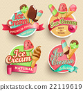 collection, emblem, ice-cream 22119619