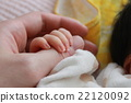 baby, infant, hand 22120092