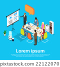 Business People Meeting Seminar Training 22122070