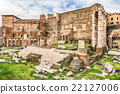 Forum of Augustus, in Rome 22127006