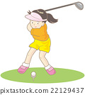 golf, golfing, sport 22129437