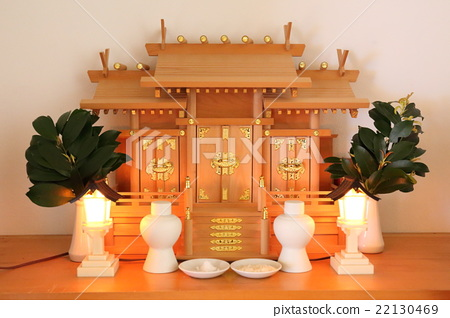 A shrine 22130469