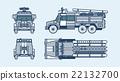 fire truck rescue 22132700
