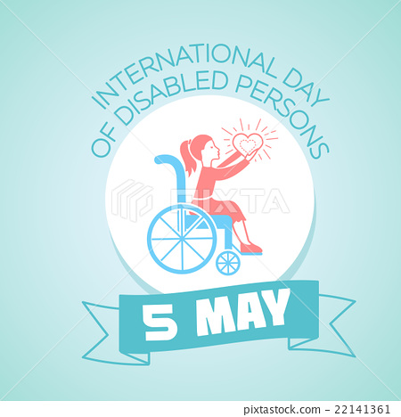 5 may International Day of Disabled Persons 22141361
