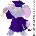 Elephant Graduates 22145955