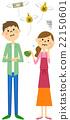 married, couple, heterosexual 22150601