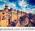 Gwalior fort, India 22159584
