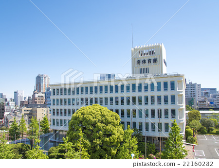 일본의 스포츠의 중심 인 기시 기념 체육 회관 (도쿄도 시부야 구) 22160282