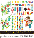 七夕 圖標 Icon 22162461