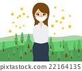pollen, japanese cedar, mask 22164135