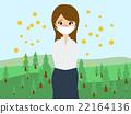 pollen, japanese cedar, mask 22164136