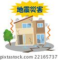 지진 재해 주택 22165737