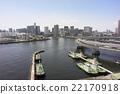 芝浦 橋樑 橋 22170918