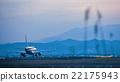 晚上仙台机场和枣峰 22175943