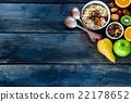 breakfast, bowl, healthy 22178652