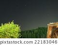 starry sky, Shooting Star, falling star 22183046