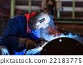 Welding work 22183775