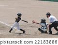 야구, 소년, 소년 야구 22183886