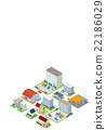 城市景观[立体·系列] 22186029