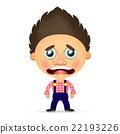 boy vector child 22193226
