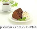 戚风蛋糕 蛋糕 甜点 22198946