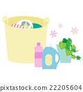 洗衣店 洗滌 一套 22205604