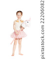 Little girl in pink 22206082