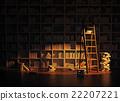 library interior 22207221