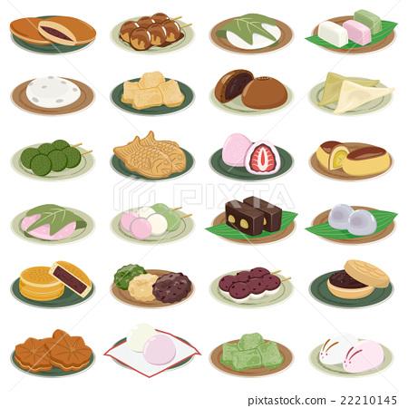 中式點心 甜食 甜點 22210145