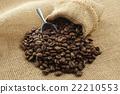 咖啡豆 烤 烤的 22210553