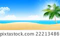 海洋 海 蓝色的水 22213486
