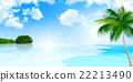 海洋 海 蓝色的水 22213490