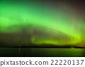 aurora, borealis, lake 22220137