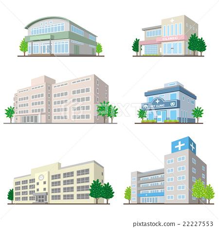 建筑/实心图 22227553
