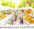 菜市場 市場 集市 22229358