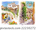 aquarelle, water color, watercolor 22230272